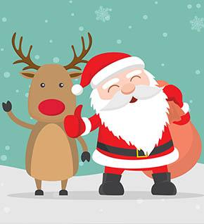 290 Leo Scienza animazione Natale lavoretti creativi
