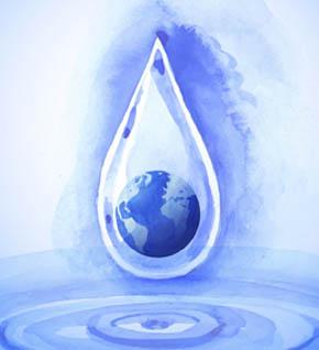 Pianeta H2O Blu 2 laboratorio Sostenibilità idrica impronta scuola secondaria Leo Scienza 290x318